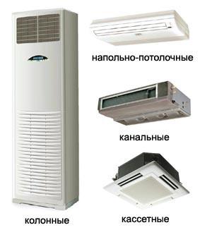 Установка кондиционеров в Томске